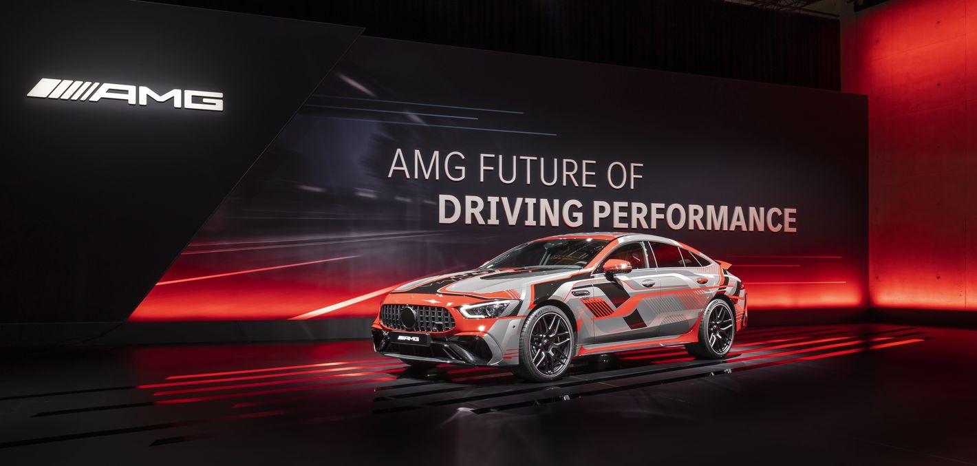 Mercedes-AMG C63e
