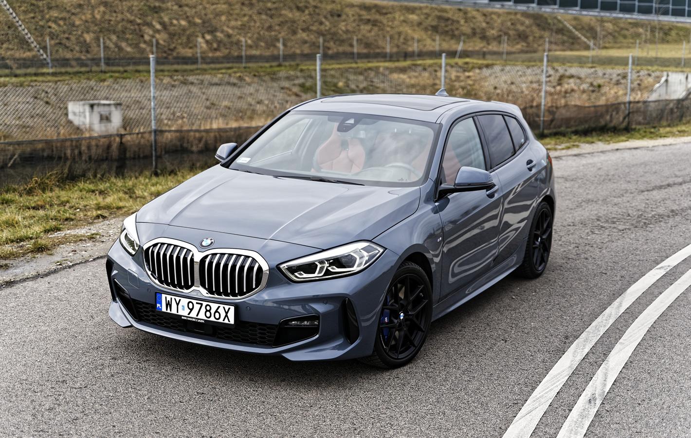 nowe BMW 120d xDrive F40