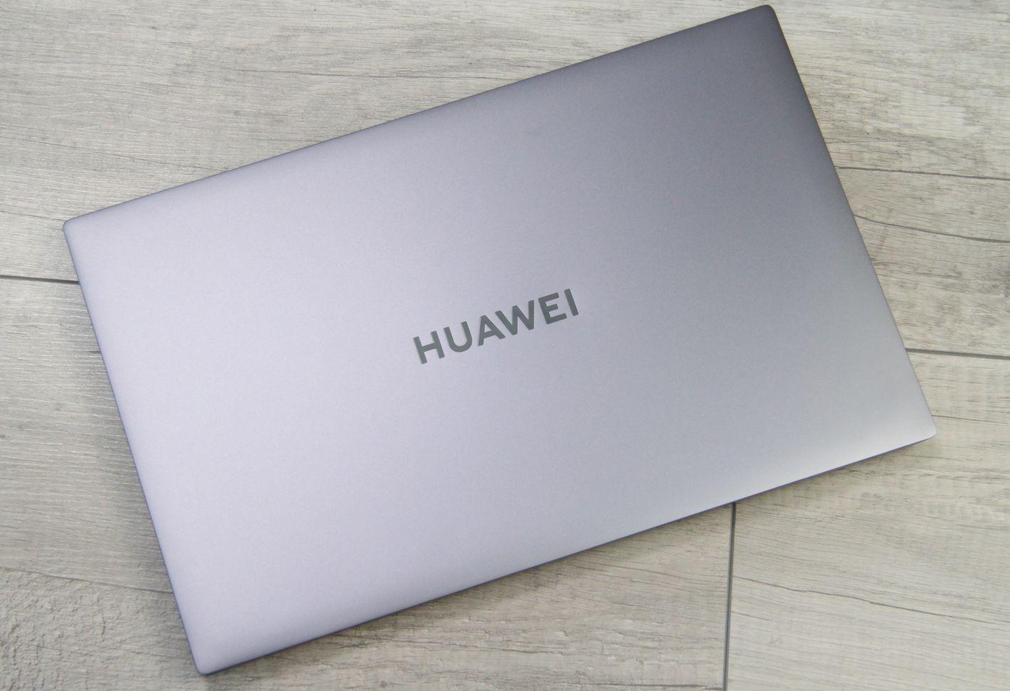Huawei Matebook D 16 góra