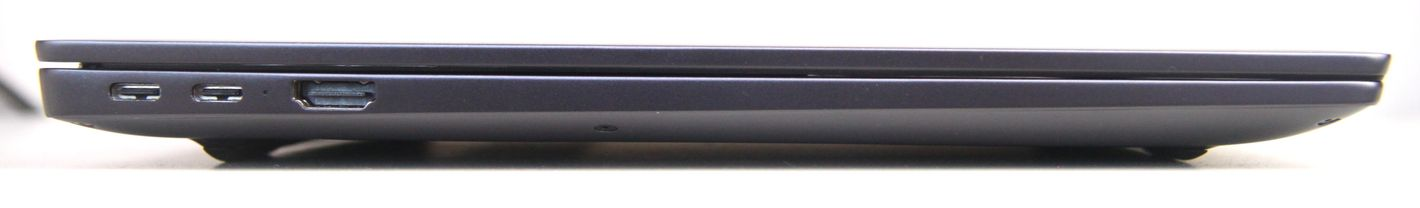 Huawei Matebook D 16 lewa strona