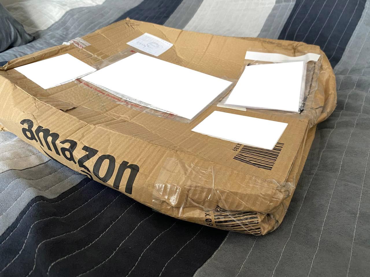 przesyłka pocztowa