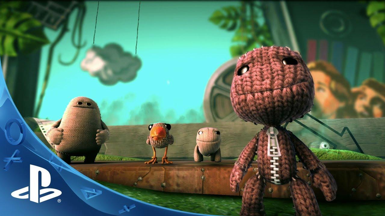 Gra LittleBigPlanet 3