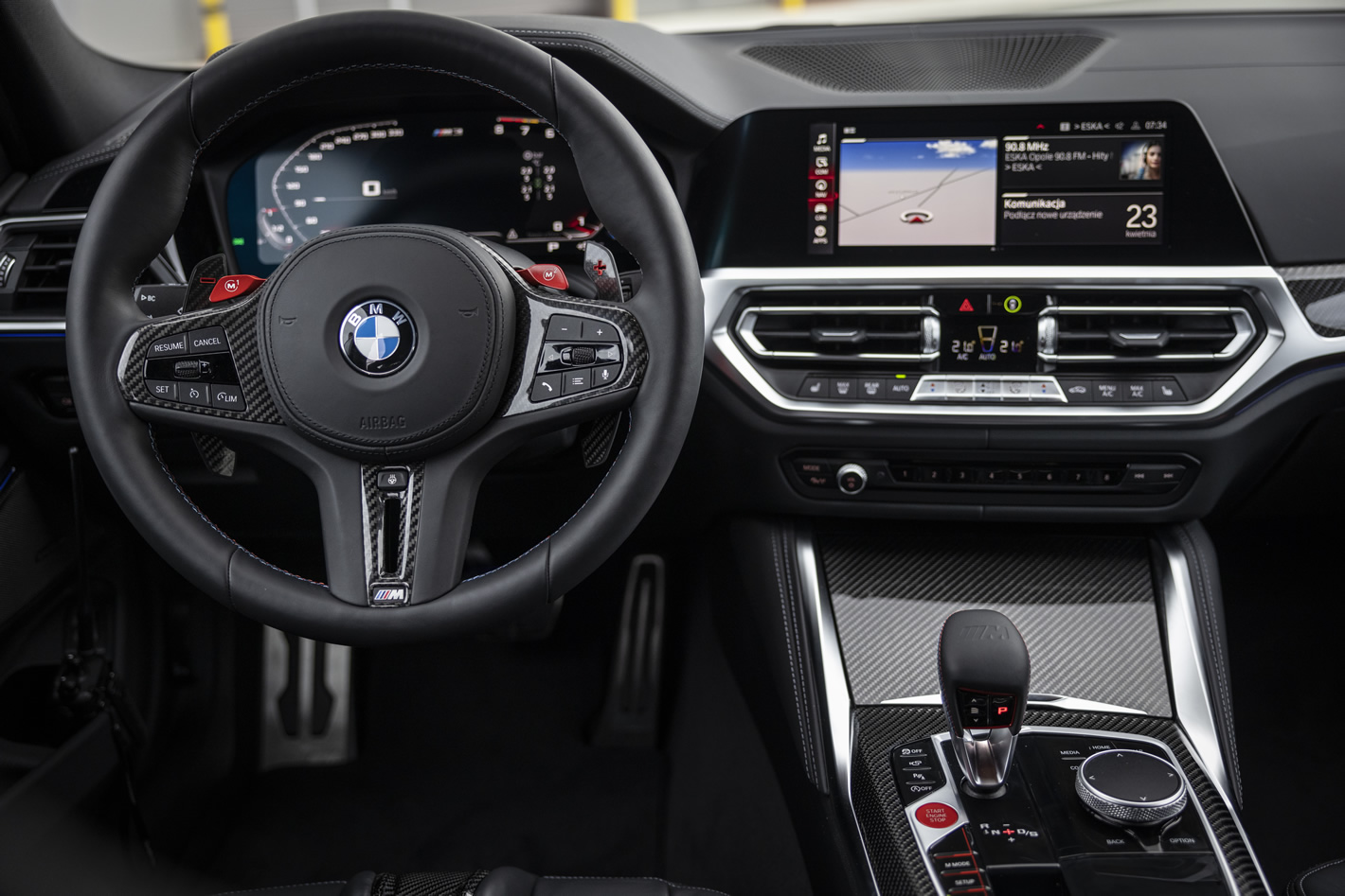 BMW M3 Competition i M4 Competition