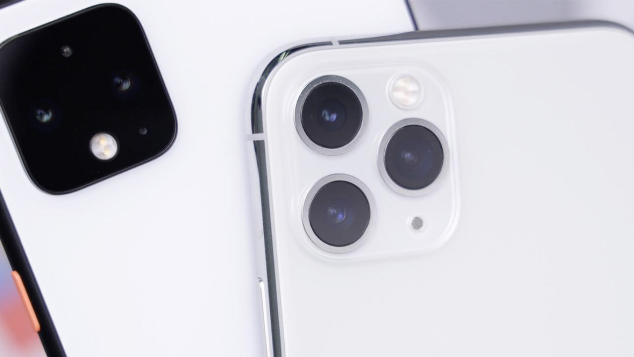 dwa telefony