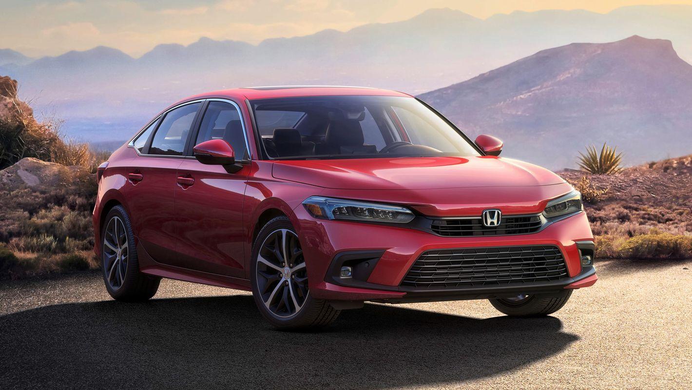 Honda Civic XI 2021