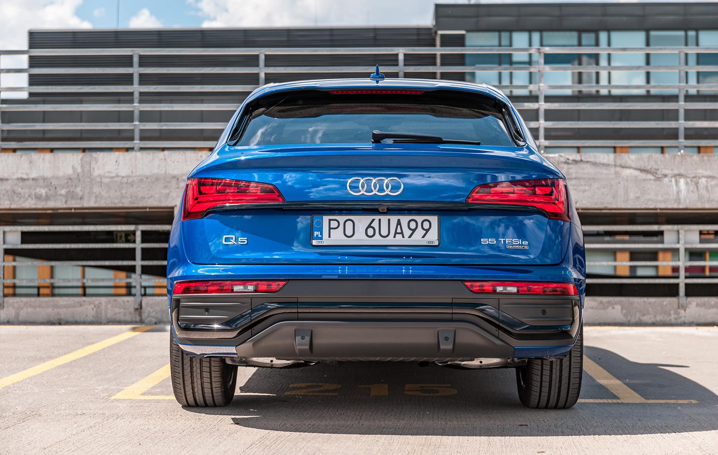 Audi Q5 Sportback 55 TFSI e quattro