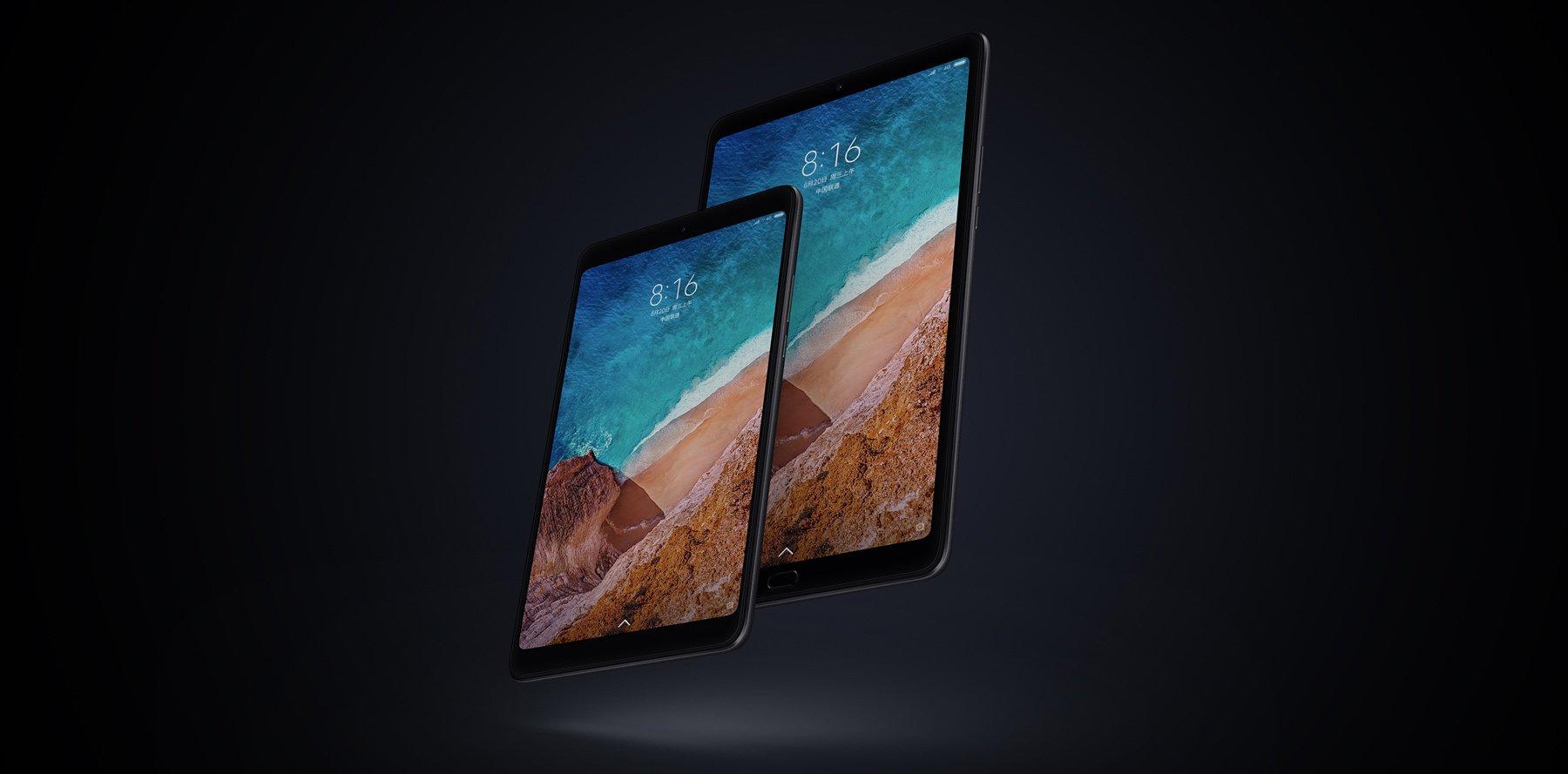 Xiaomi Mi Pad 4 oraz Mi Pad 4 Plus