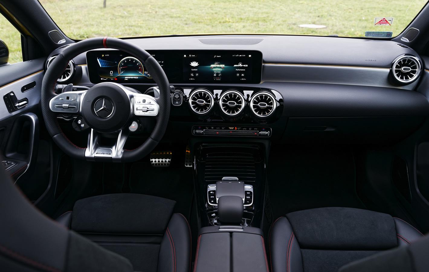 Mercedes-AMG A35 4Matic