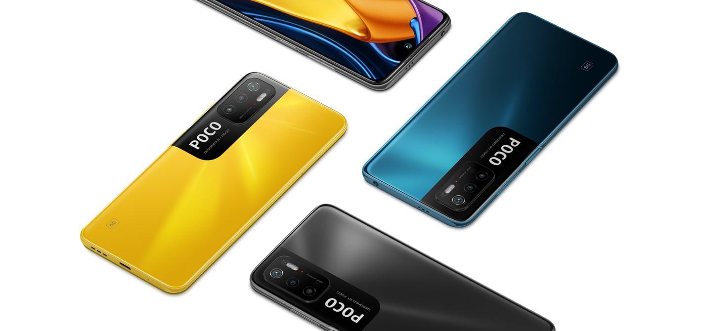 smartfony POCO M3 Pro 5G