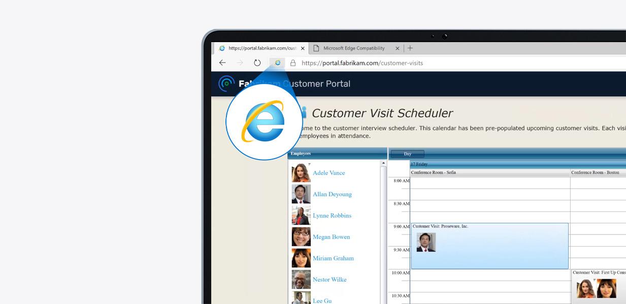 tryb Internet Explorer w Microsoft Edge