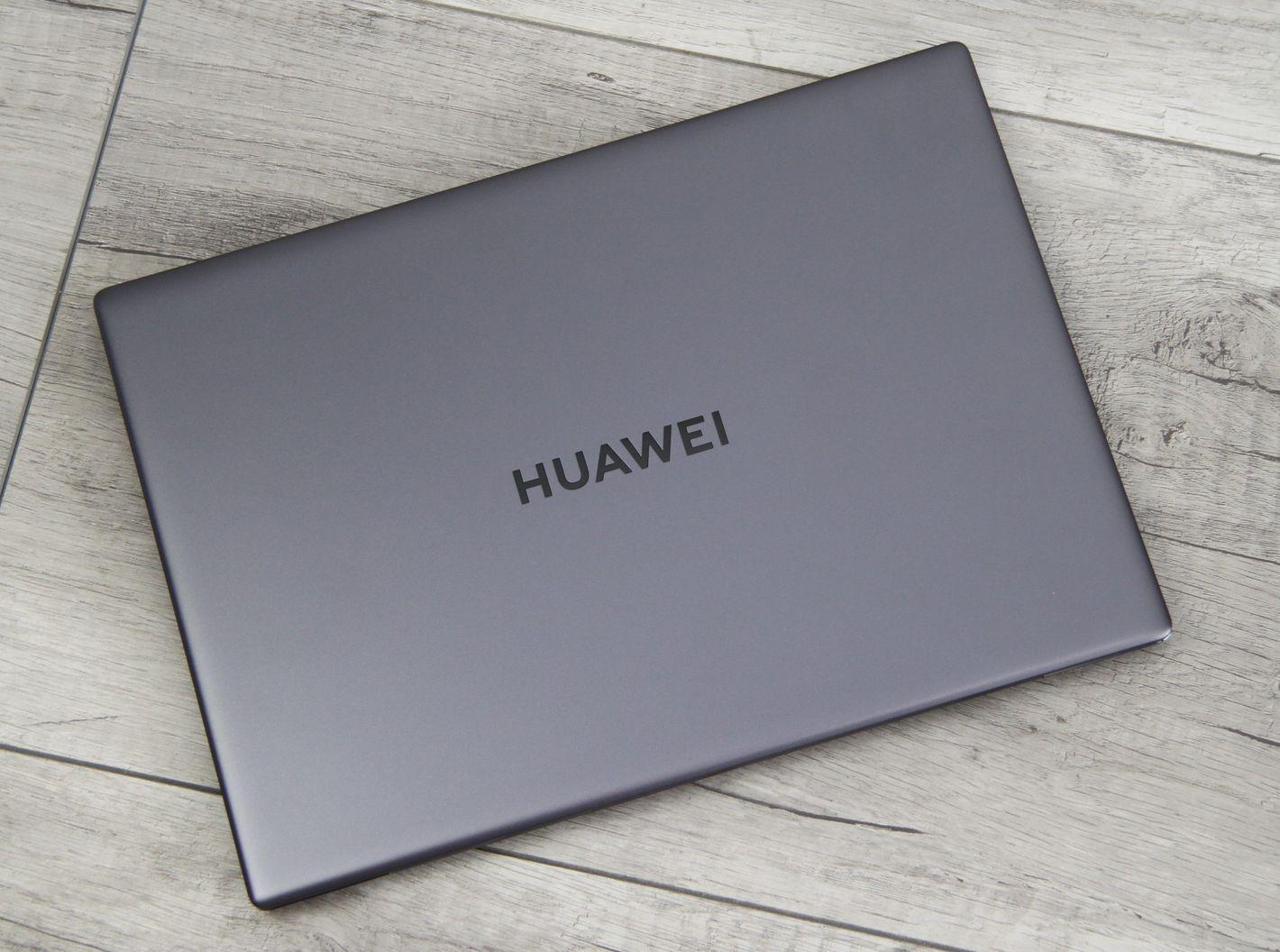 Huawei Matebook X Pro 2021 górna pokrywa