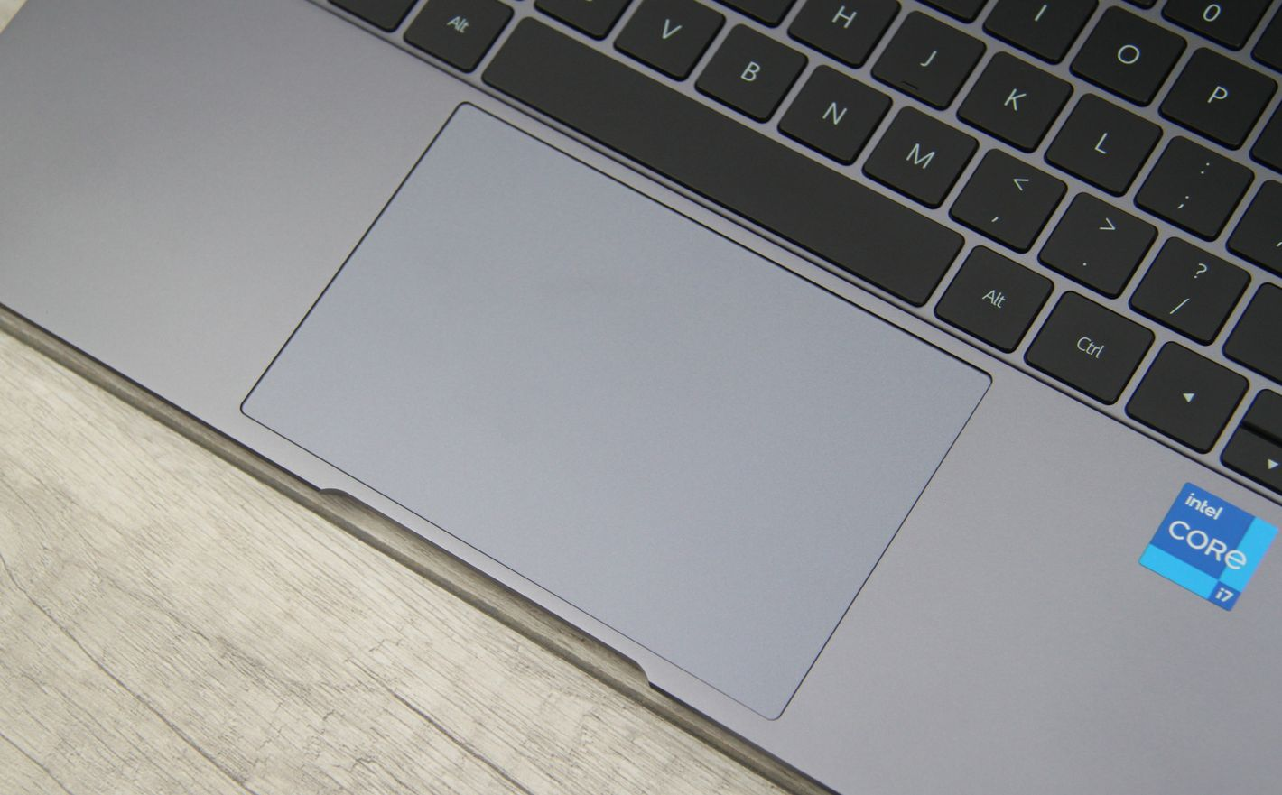 Huawei Matebook X Pro 2021 touchpad