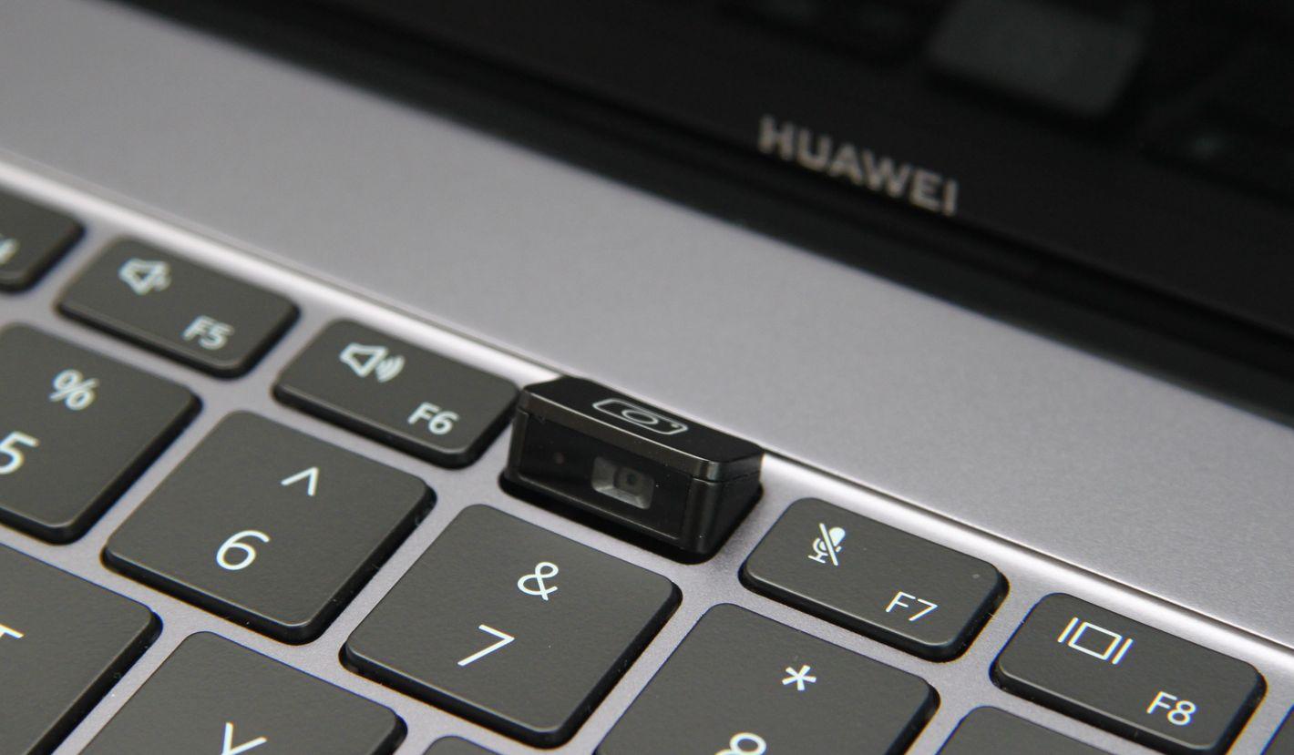 Huawei Matebook X Pro 2021 kamera