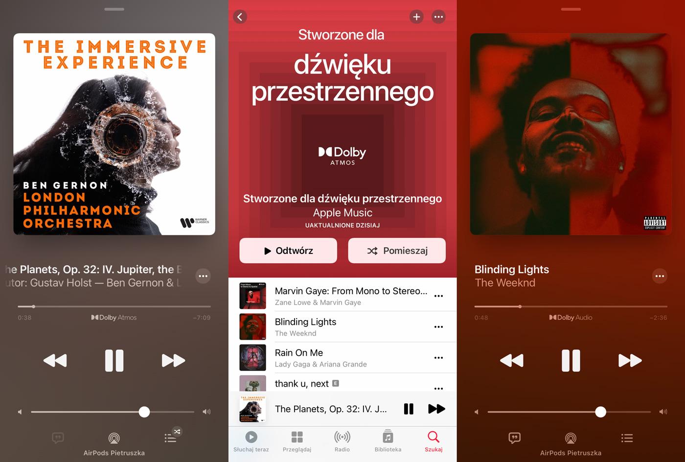 aplikacja Muzyka