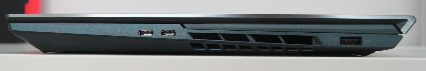 ASUS ZenBook Pro Duo UX582 prawa strona