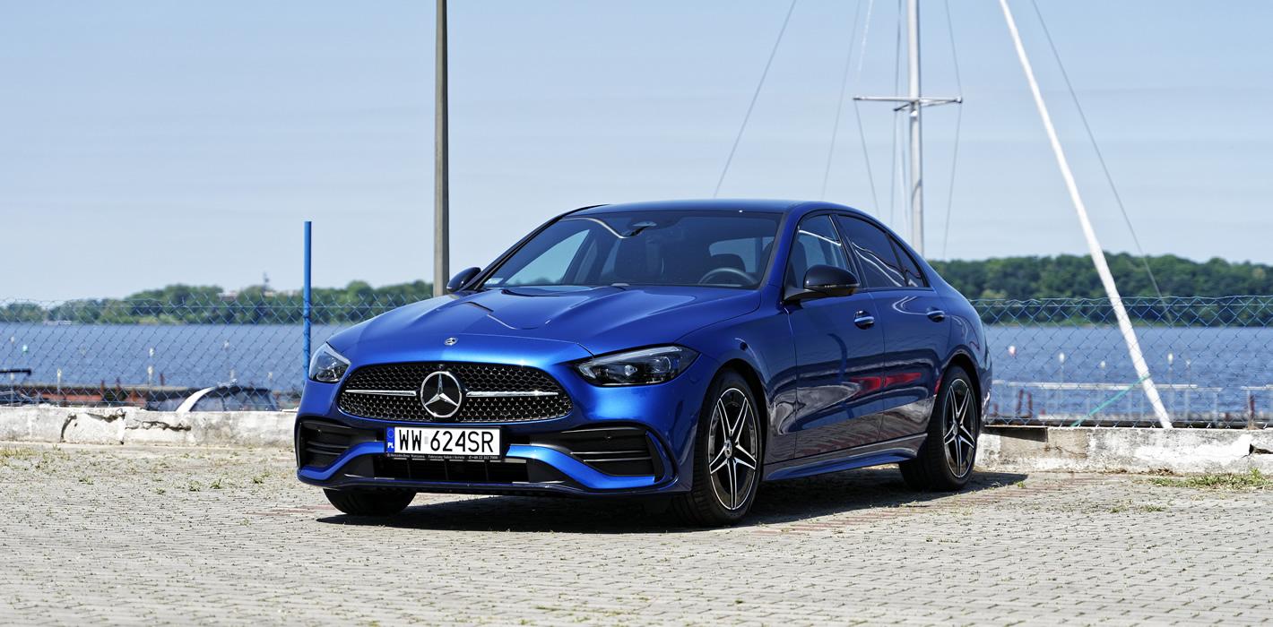 Mercedes-Benz Klasy C 2021 2022
