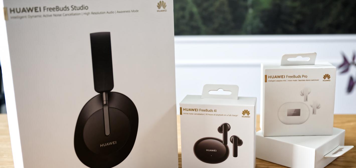 Słuchawki bezprzewodowe Huawei – każdy znajdzie tutaj coś dla siebie